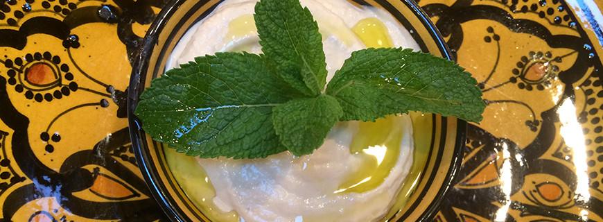 Lebanese Hummus dip