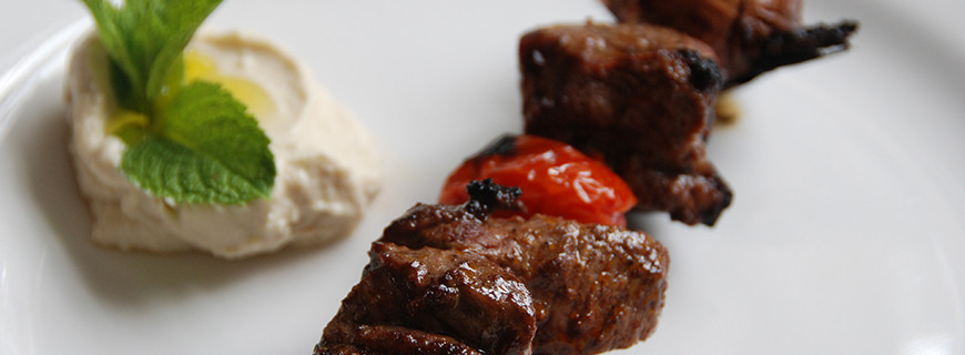 Lebanese Lamb Barbecue