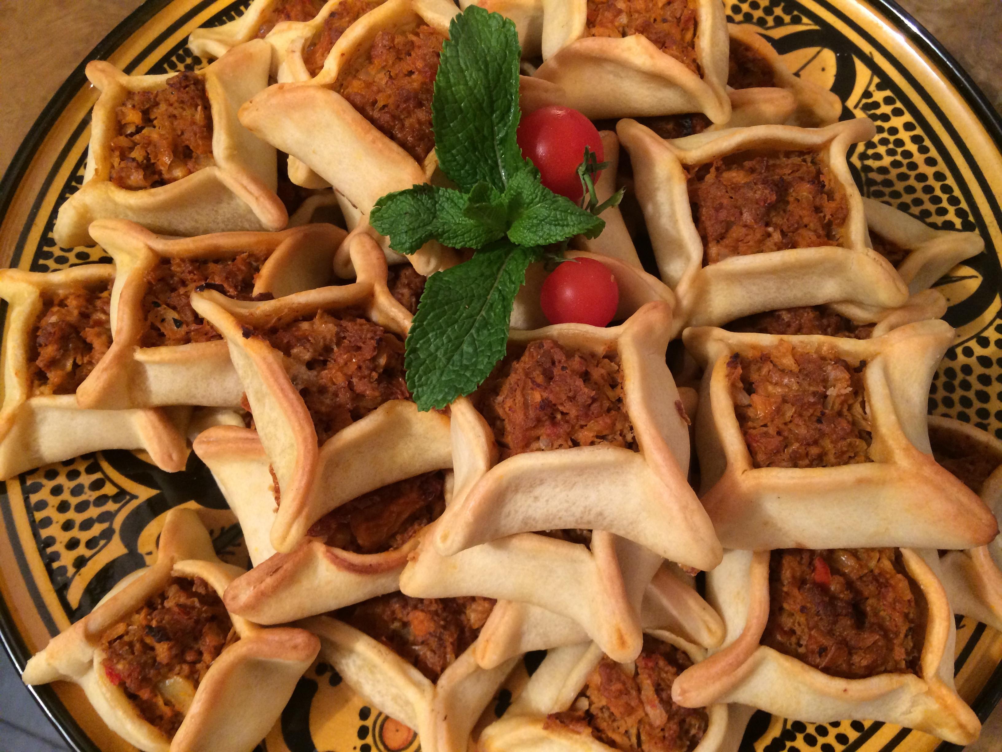 Lebanese Lamb Sfiha
