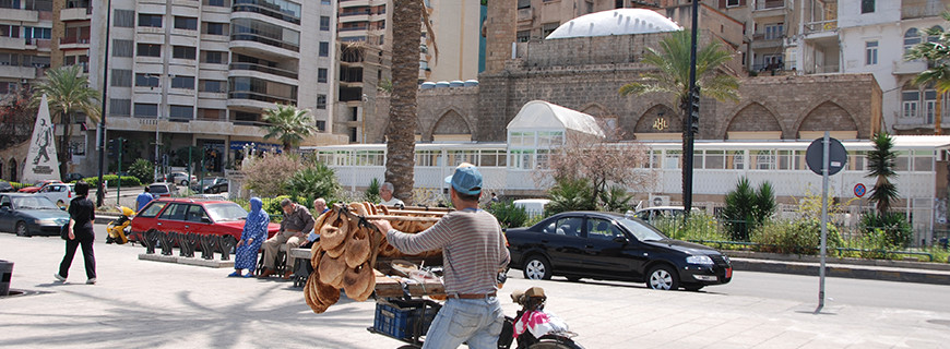 Life in Beirut - Lebanon