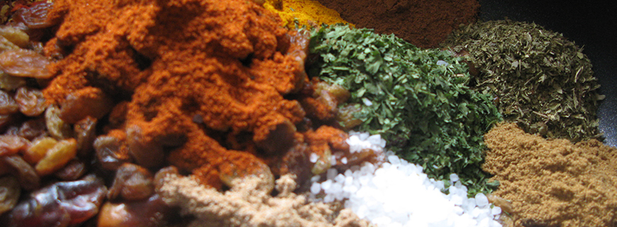 Moroccan Spices