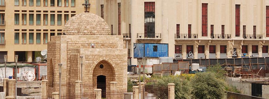 The Oldest Church in Beirut - Lebanon