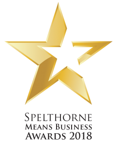 Spelthorne Means Business Awards, 2018.
