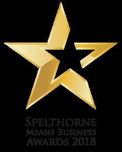 Spelthorne Means Business Awards, 2018.